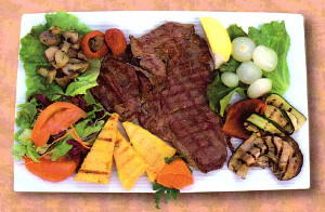 American Steak - Ristorante Pizzeria  Antica Locanda Tre Re